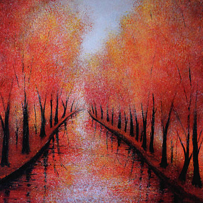 Painting - Autumn Colours  by K McCoy