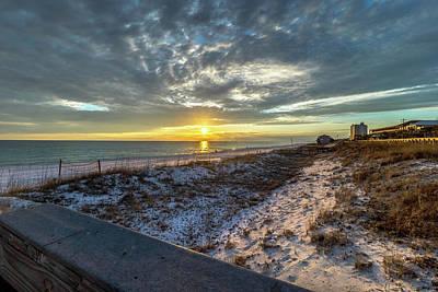 Photograph - Avalon Sunset by Jason Ellis