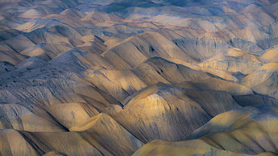 Badlands Wall Art - Photograph - Badlands by Joseph Smith
