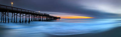 Photograph - Balboa Pastels by Sean Davey
