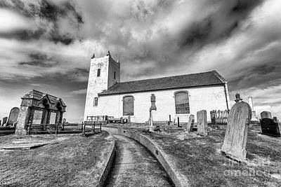 Photograph - Ballintoy Parish Church by Jim Orr