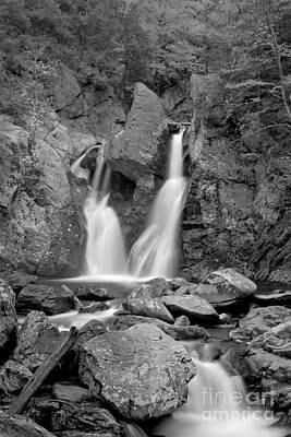 Photograph - Bash Bish Falls by Adam Jewell