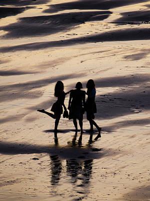 Photograph - Beach Show by Jorg Becker
