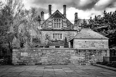 Photograph - Berkeley College Yale University  by Susan Candelario