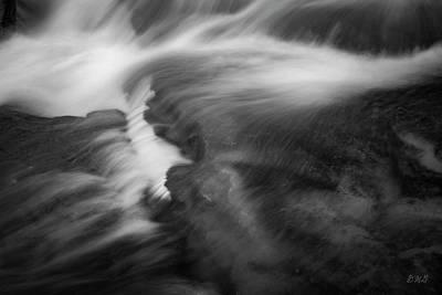 Photograph - Blackstone River Xxv  Bw by David Gordon