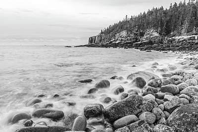 Photograph - Boulder Beach Morning by Stefan Mazzola