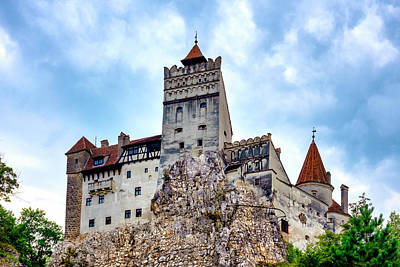 Photograph - Bran Castle by Fabrizio Troiani