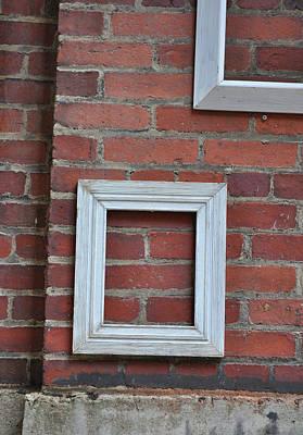 Photograph - Brick By Brick by Jamart Photography