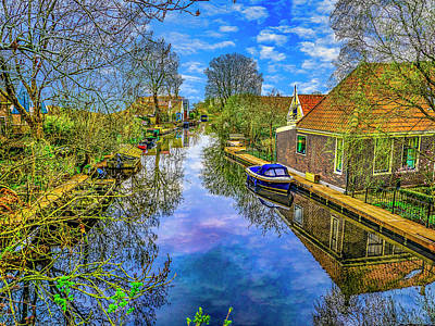 Photograph - Broek In Waterland by Paul Wear
