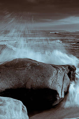 Photograph - Burst  by Peter Tellone