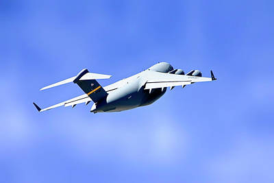 Photograph - C-17 Globemaster by Chris Smith