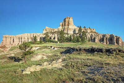 Photograph - Capitol Rock by Todd Klassy