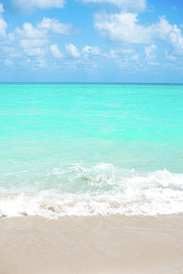 Photograph - Carribean Sea by Artmarie