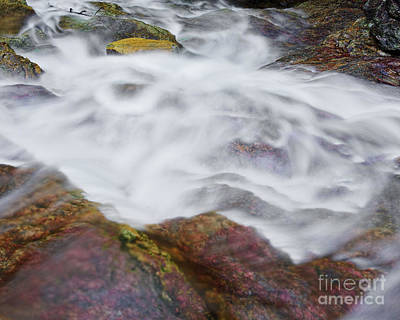 Photograph - Cascade 4 by Patrick M Lynch