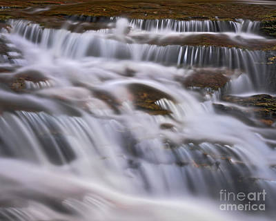 Photograph - Cascade 5 by Patrick M Lynch