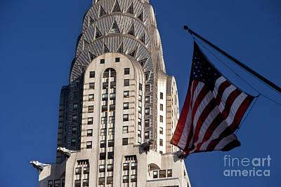 Photograph - Chrysler Building by Brian Jannsen