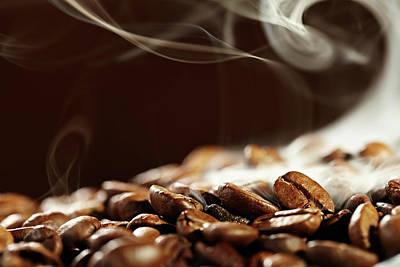 Photograph - Coffee Beans. Xxxl by Tuchkovo