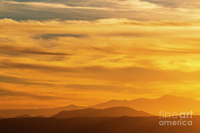 Photograph - Collegiate Peaks Sunset by Steve Krull