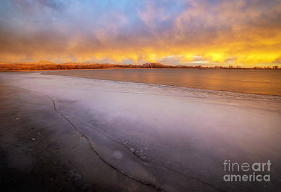 Photograph - Colorful Colorado Sunrise by Ronda Kimbrow