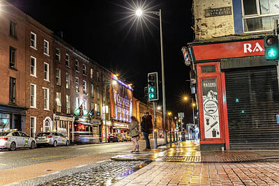 Photograph - Corner In Cork Ireland   by John McGraw