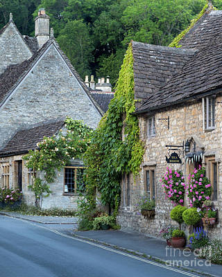Photograph - Cotswolds Village by Brian Jannsen