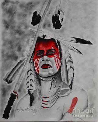 Crow Warrior Original