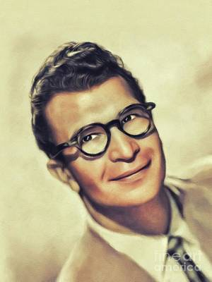 Jazz Royalty Free Images - Dave Brubeck, Music Legend Royalty-Free Image by John Springfield
