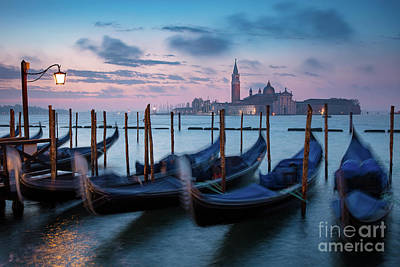 Photograph - Dawn Over Venice by Brian Jannsen