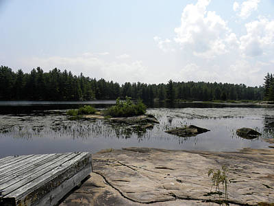 Photograph - Day In The Muskoka's  by Cheryl Dumoulin