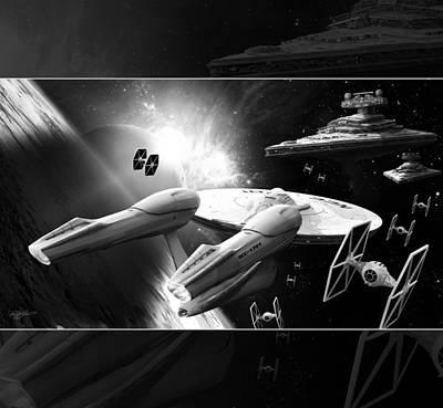 Destroyers On The Horizon Original