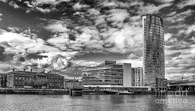Photograph - Donegall Quay, Belfast by Jim Orr