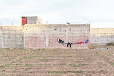 Photograph - Douar Erha 5 by Stuart Allen