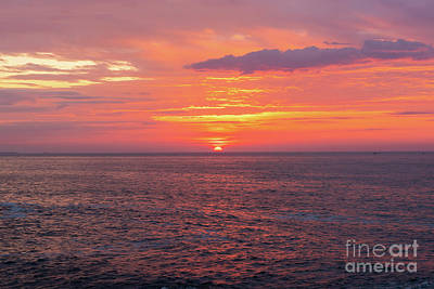 Photograph - East Coast Sunrise  by Michael Ver Sprill