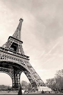 Photograph - Eiffel Tower by Mmac72