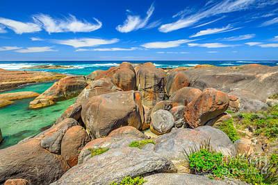 Photograph - Elephant Rocks Walk by Benny Marty