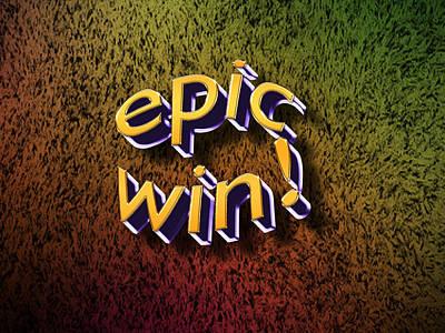 Fine Dining - Epic Win by Jaime Enriquez