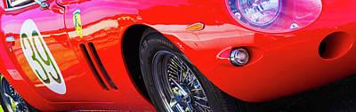 Photograph - Ferrari by Stewart Helberg