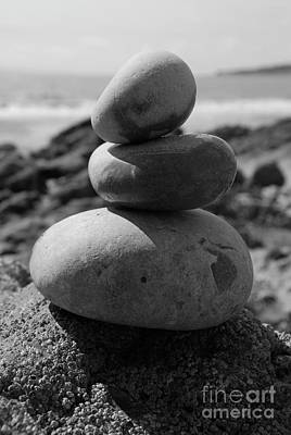 Photograph - Fine Art - Pebbles by Jenny Potter