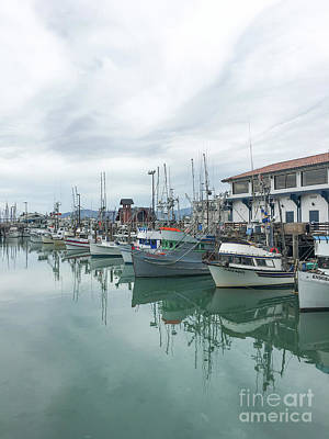 Photograph - Fisherman's Wharf by Sheila Skogen