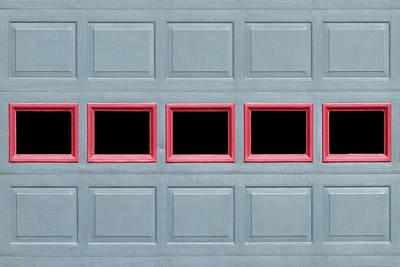Photograph - Five Windows by Stuart Allen