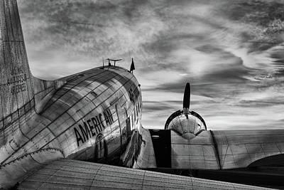 Photograph - Flagship Detroit by Chris Buff