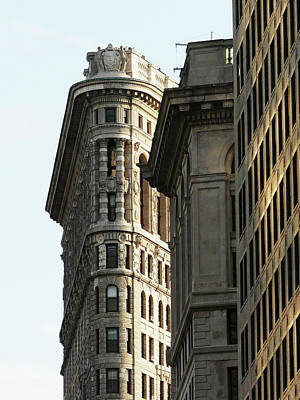 City Life Photograph - Flatiron Building In Nyc by Win-initiative