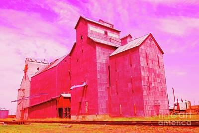 Royalty-Free and Rights-Managed Images - Grain Storage by Jeff Swan