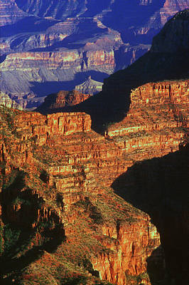 Photograph - Grand Canyon At Sunrise - 425 by Paul W Faust - Impressions of Light
