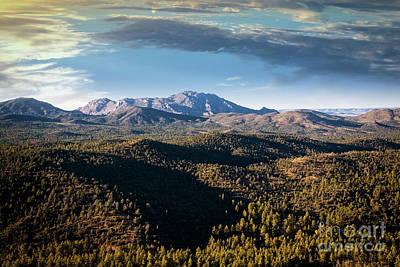 Photograph - Granite Mountain by Scott Kemper