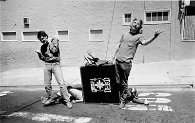 Photograph - Grateful Dead Portrait by Michael Ochs Archives