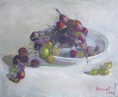 Greek Grapes Original