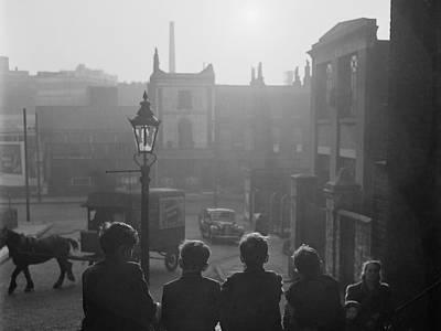 Photograph - Gwynn Place by Thurston Hopkins