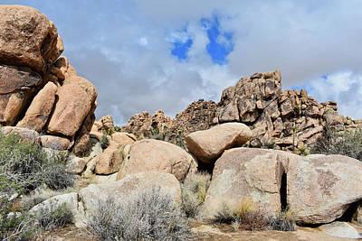 Photograph - Hidden Valley Boulders by Kyle Hanson