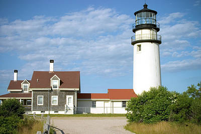 Photograph - Highland Lighthouse by Jeff Folger